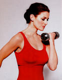 Kirsty Gallacher Health & Fitness magazine april 2009