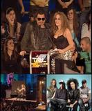 LaFee & Piero Pelu - Presenters Best Band [TRL Awards 170508 - Mtv Italia]
