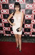 Roxanne Pallett at the Hybrid & OK! Party in London 22nd February x5