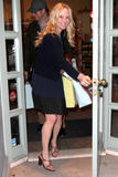 Anne Heche | Shopping @ The Paper Store in LA | December 7 | 8 pics
