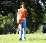 Девушки, загорающие в парках. Том № 2