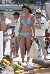 Selena Gomez wears a bikini to film scenes for 'Monte Carlo' with  co-star Katie Cassidy in Monaco - Hot Celebs Home