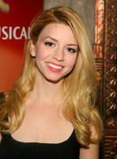 Masiela Lusha @ Opening Night of 'A Chorus Line' in Hollywood 06/01/10- 4 HQ