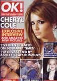 Cheryl Tweedy & Kimberley Walsh - OK! Magazine (16-Jan-07) [x11]