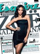Zoe Saldana - Esquire Mexico - Dec 2010 (x11)