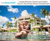 Brittany Daniel Honeymoon pics-LQ