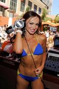 Karina Smirnoff in a Bikini at Tao Beach in Las Vegas on June 4, 2011