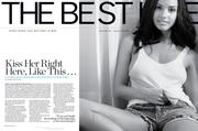 Джессика Лукас, фото 155. Jessica Lucas Men's Health - March 2011 (HQ), foto 155