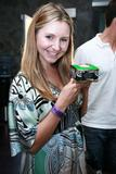 Beverley Mitchell @ Melanie Segal's Emmy House, Sept. 18th 2008 (1xLQ)