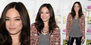 Kristin Kreuk-2013 Wondercon Collage