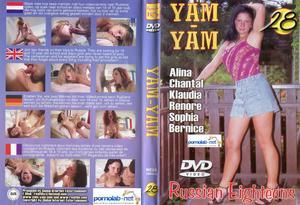 Yam-Yam Russian Eighteens 28 (Yam-Yam / Global Internet Entertainment) [2001 г., All Sex,Casting,Russian Girls, DVDRip]