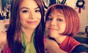 Miranda Cosgrove-Haloween W/ Jennette McCurdy & Friends