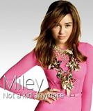 Miley Cyrus August 2009 Issue Elle Magazine pictures