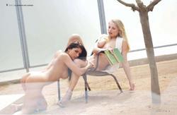 Kagerer nude anna-maria Gaffa's Celebs: